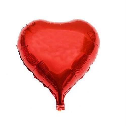 Pandoli Kalpli Kırmızı Renk Folyo Balon