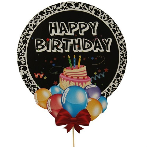 Pandoli Happy Birthday Konuşma Balonu