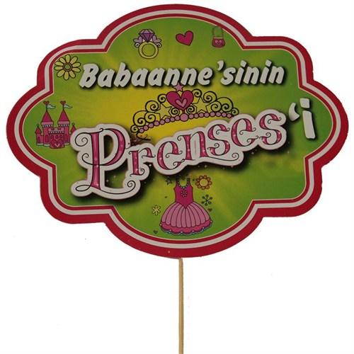 Pandoli Babaannesinin Prensesi Konuşma Balonu