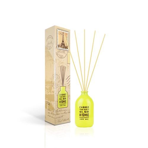 Jest Retro Eyfel Bambu Koku - Sandalagacı 100 Ml