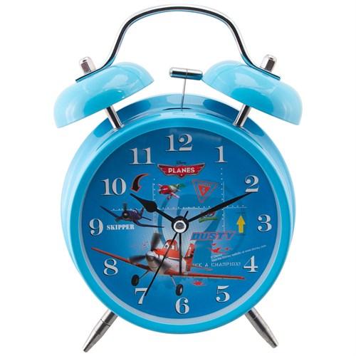 Ykc Disney Planes Alarmlı Ve Işıklı Masa Saati