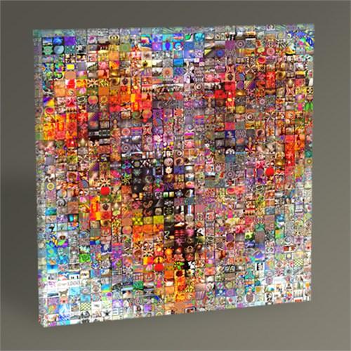 Tablo 360 Heart Collage Tablo
