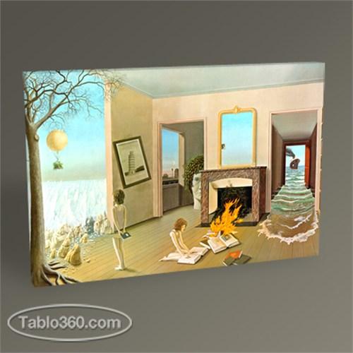 Tablo 360 Dominique Appia-Entre Les Trous De La Tablo 45X30