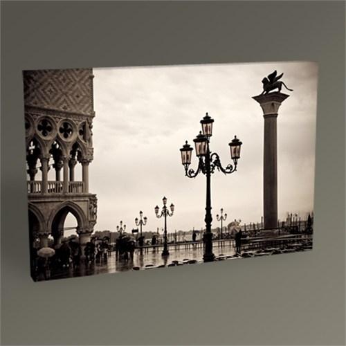 Tablo 360 Italy Overcast Day İn Venice Tablo 45X30