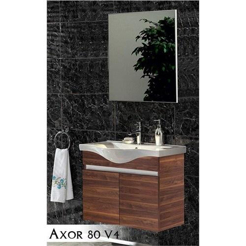 Badella Axor 80 Banyo Dolabı V4 (Montaj Hariç)