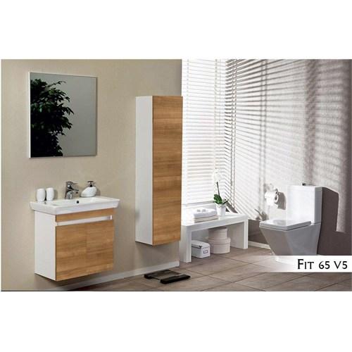 Badella Fit 65 Banyo Dolabı V5