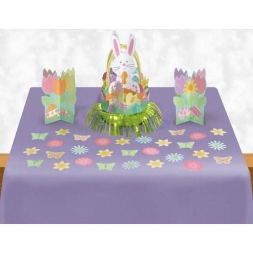 Parti Paketi Tavşancık Masa Dekor Kiti