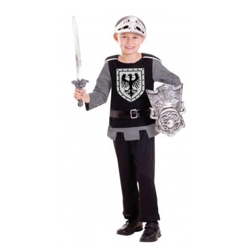 Parti Paketi Şövalye Kostüm Ve Aksesuar Seti 3-6 Yaş