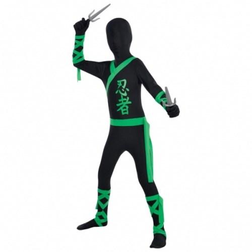 Parti Paketi Ninja Parti Kostümü 4-5 Yaş