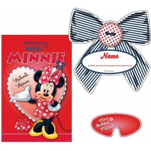 Parti Paketi Minnie Mouse Parti Oyunu