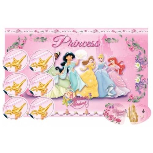 Parti Paketi Disney Prensesler Parti Oyunu