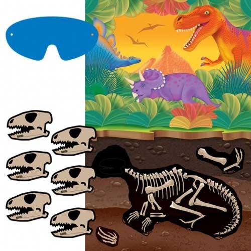 Parti Paketi Dinozor Parti Oyunu
