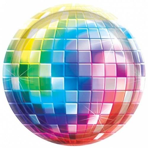 Parti Paketi 70'Ler Disco Partisi Açık Büfe Tabağı