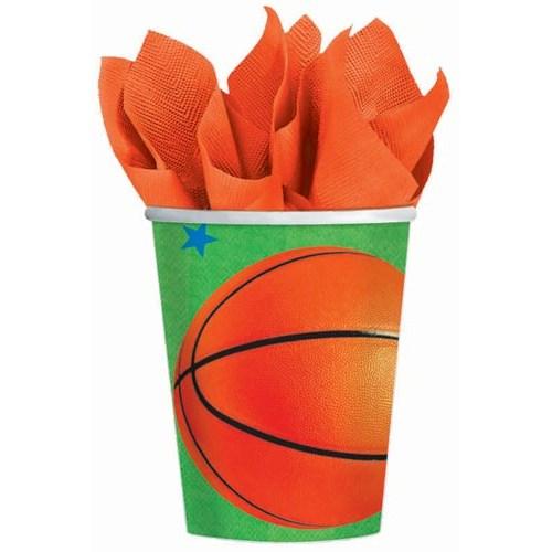 Parti Paketi Basketbol Bardak