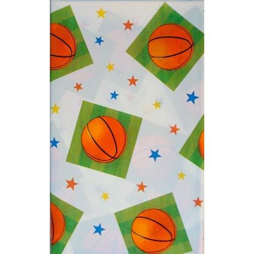 Parti Paketi Basketbol Masa Örtüsü