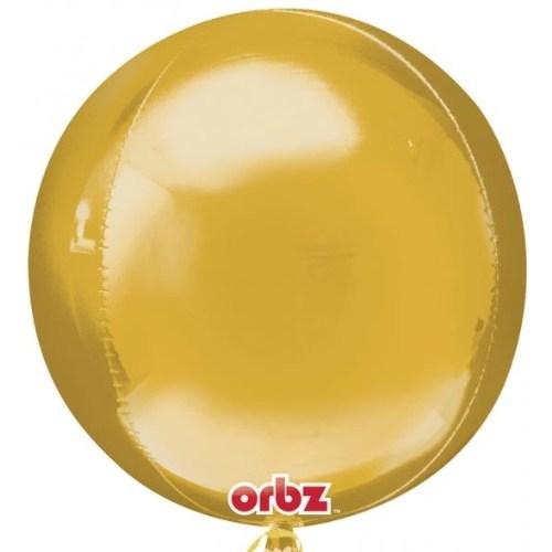 Parti Paketi Altın Küre Folyo Balon