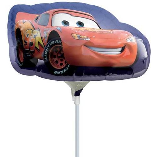Parti Paketi Cars Minishape Folyo Balon