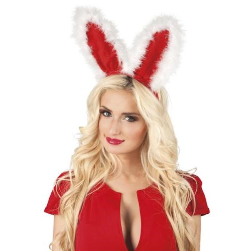 Parti Paketi Tavşan Taç Kırmızı