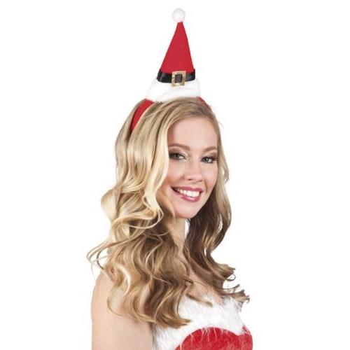 Parti Paketi Noel Baba Şapkası Taç