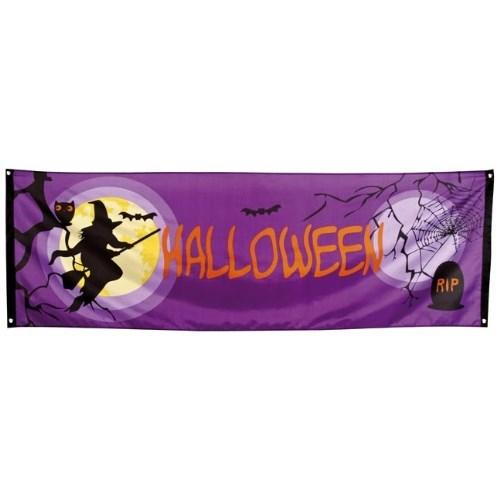 Parti Paketi Tatlı Cadı Polyester Afiş 74X220cm