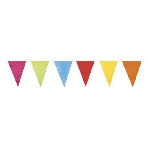Parti Paketi Pastel Büyük Bayrak Dizisi 10M