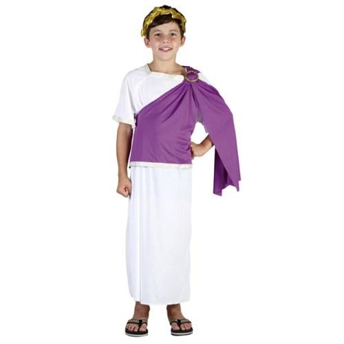 Parti Paketi Roma İmparatoru Sezar Kostümü Süperlüks 7-9