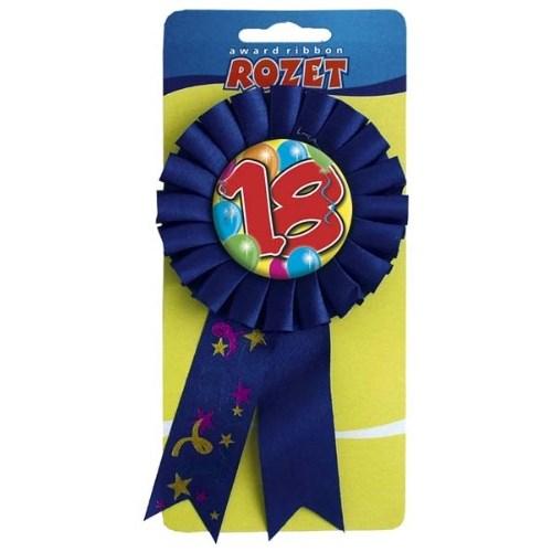 Parti Paketi 18 Balonlar Rozet
