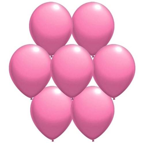Parti Paketi Pembe Balon 25'Li