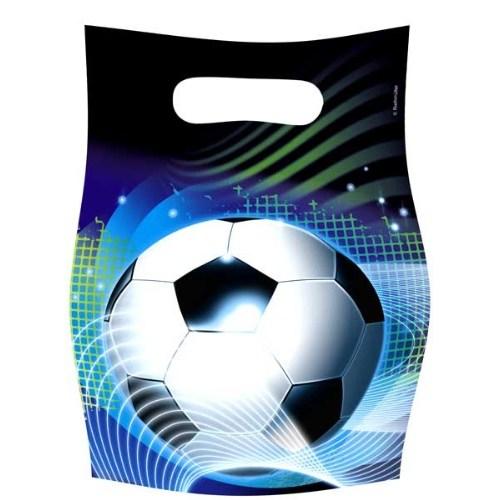 Parti Paketi Futbol Zamanı Partisi Hediye Poşeti