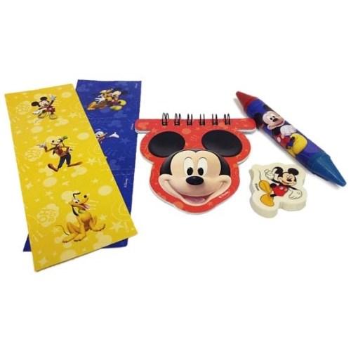 Parti Paketi Mickey Mouse Kırtasiye Hediyelik Seti