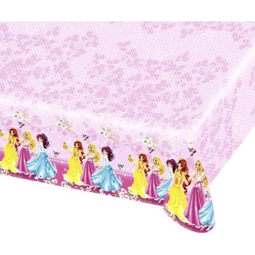 Parti Paketi Prensesler Masa Örtüsü