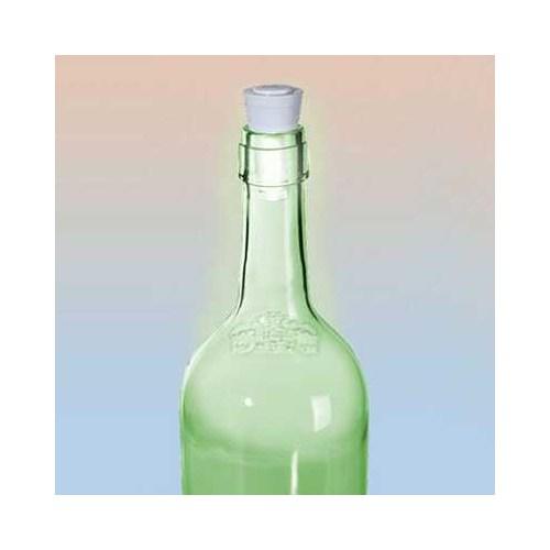 Out Of The Blue Bottle Stopper With Light - Işıklı Şişe Tipasi - Şişe Işığı