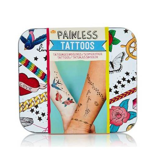 Npwpaınless Tattoos