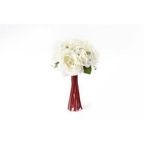 Yedifil Şakayık Gelin Eli Yapay Çiçek - Beyaz1 Alana 1 Bedava