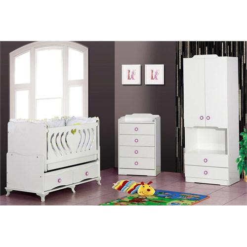 Banana Baby&Kids Buse Bebek Odası 2 Çekmece