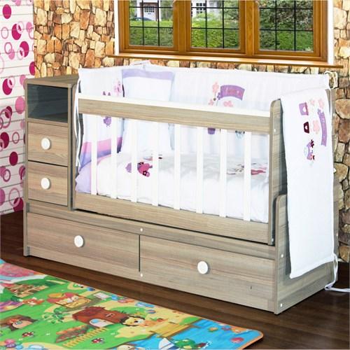 Banana Baby&Kids Swing Lüks Büyüyen Beşik Coton