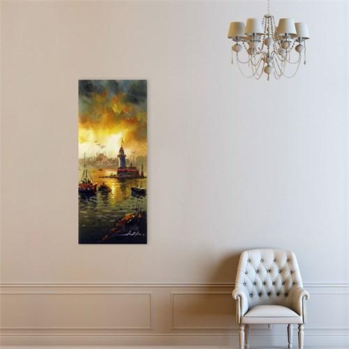 Atlantis Tablo Kız Kulesi 40X100 Cm