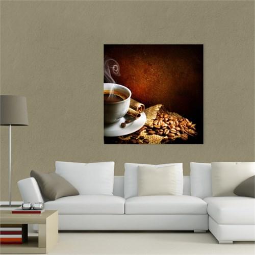 Atlantis Tablo Kahve 50X50 Cm