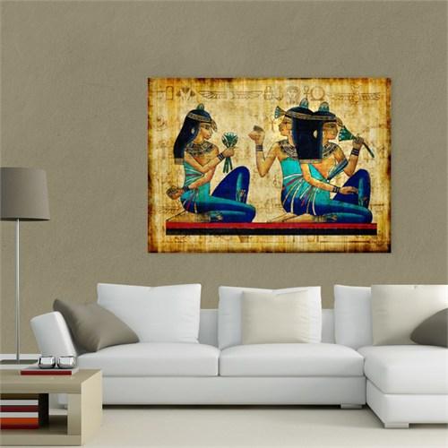 Atlantis Tablo Antik Mısır Parşömen 65X50 Cm