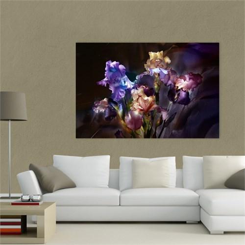 Atlantis Tablo Çiçek 75X50 Cm