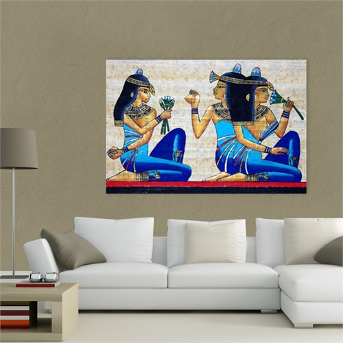 Atlantis Tablo Tanrıçalar 75X50 Cm