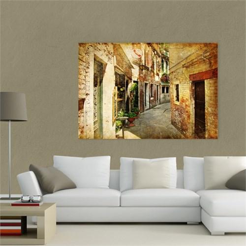 Atlantis Tablo Eski Venedik Sokakları 75X50 Cm