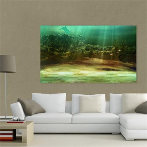 Atlantis Tablo Sualtı 75X40 Cm