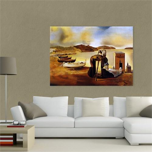 Atlantis Tablo Dali The Weaning of Furniture 70X50 Cm