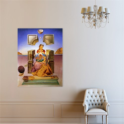 Atlantis Tablo The Madonna of Port Lligat 50X65 Cm