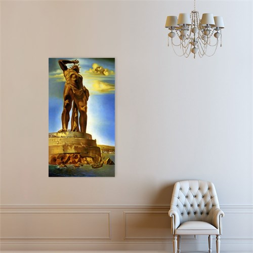 Atlantis Tablo The Colossus of Rhodes 40X75 Cm