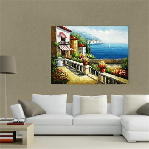 Atlantis Tablo Manzara 65X50 Cm