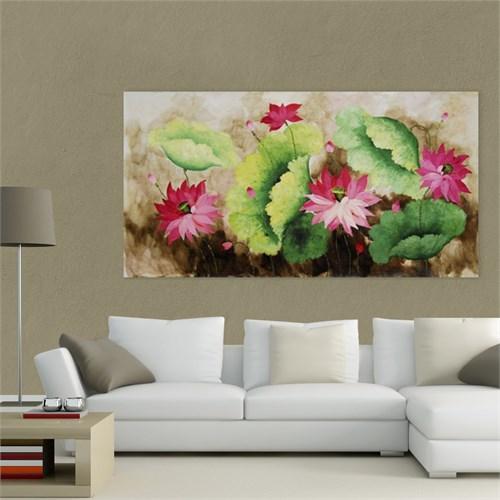 Atlantis Tablo Çiçekler 75X40 Cm