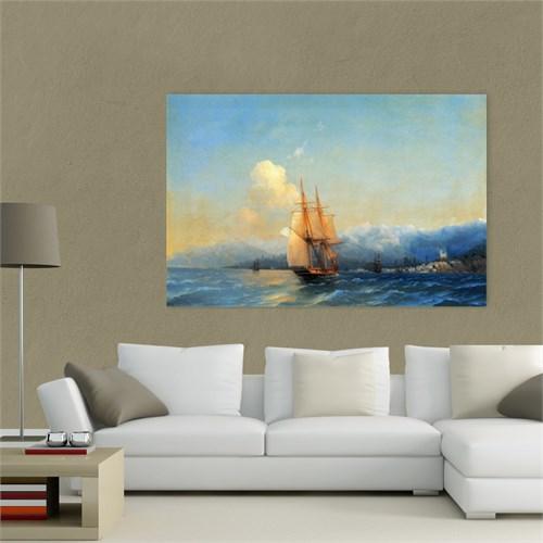 Atlantis Tablo Kırım, 1852 75X50 Cm