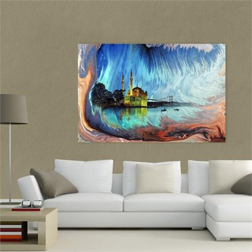 Atlantis Tablo Ortaköy Sahil 75X50 Cm